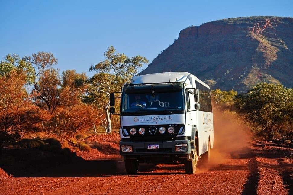 Pilbara & West Coast Tour   Outback Spirit Tours