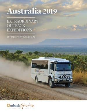 Australia 2019 Tour Brochure