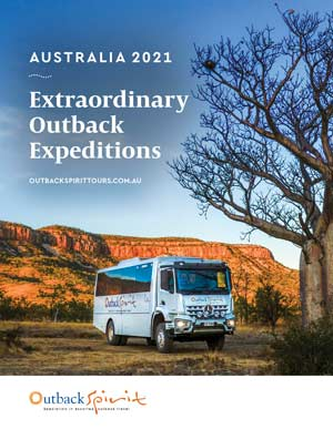 Australia 2021 Tour Brochure