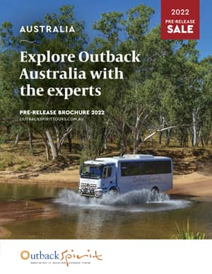 Australia 2022 Tour Brochure